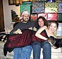 Paul, Tara and Anne