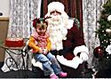 Avonheah with Santa
