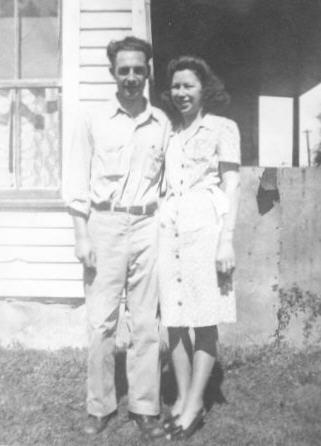 Jesse Decker and Hazel Bost Decker