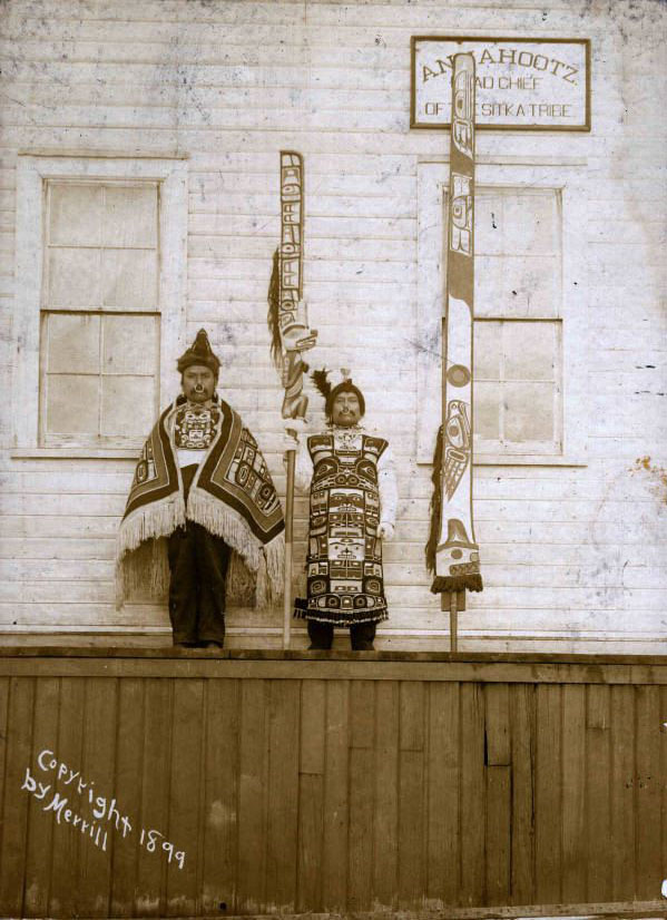 Image courtesy of the Sitka Tribal Library