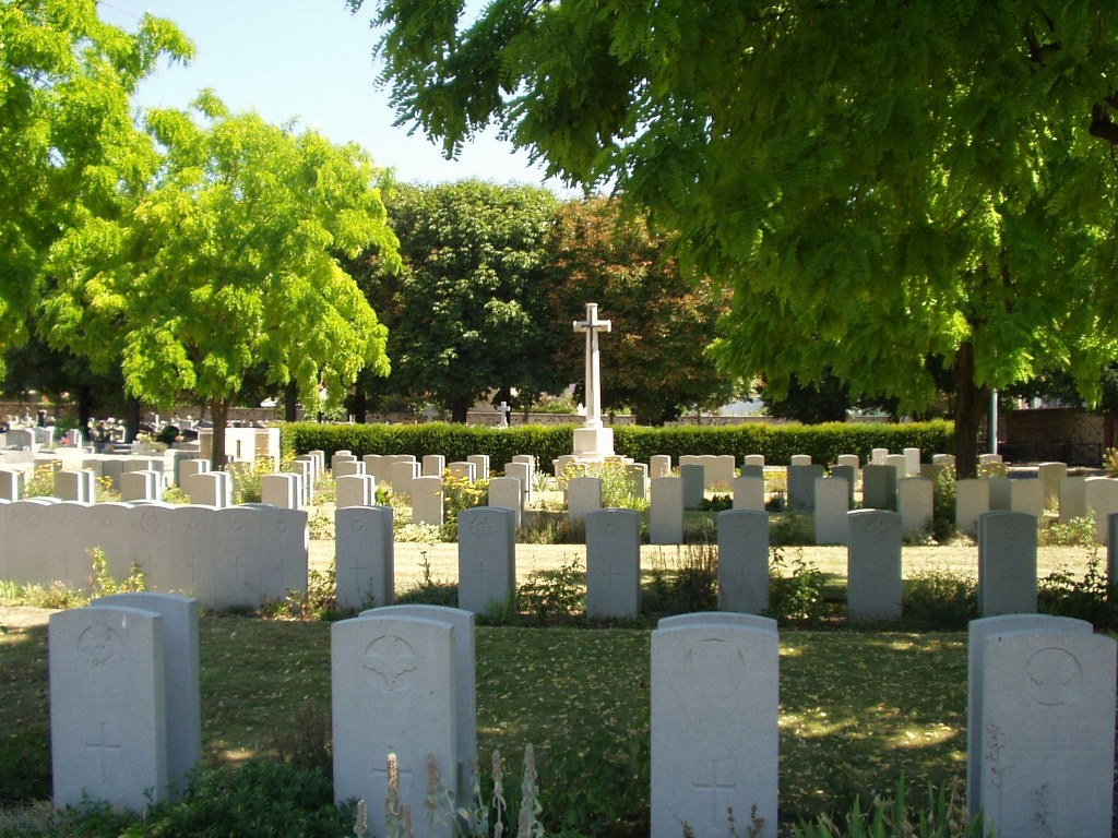 Image courtesy of Commonwealth War Graves Commission