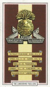 The Lancashire Fusiliers - Image © & courtesy of New York Public Library