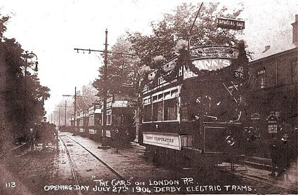 Image © and courtesy of Tramway Information