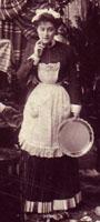 Maid, c.1888