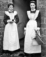 Maids, c.1908