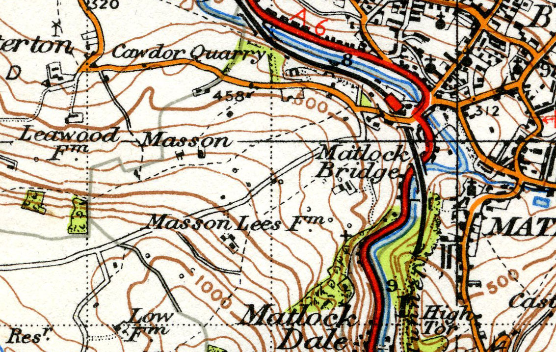 Image © and courtesy of Ordnance Survey