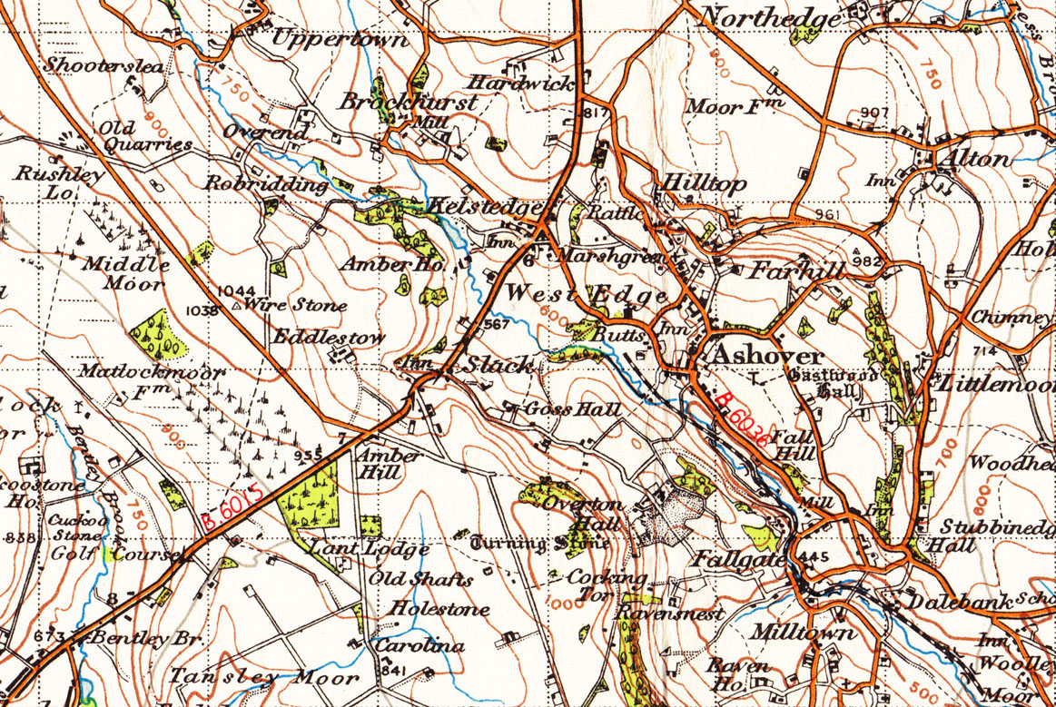 Image © Ordnance Survey