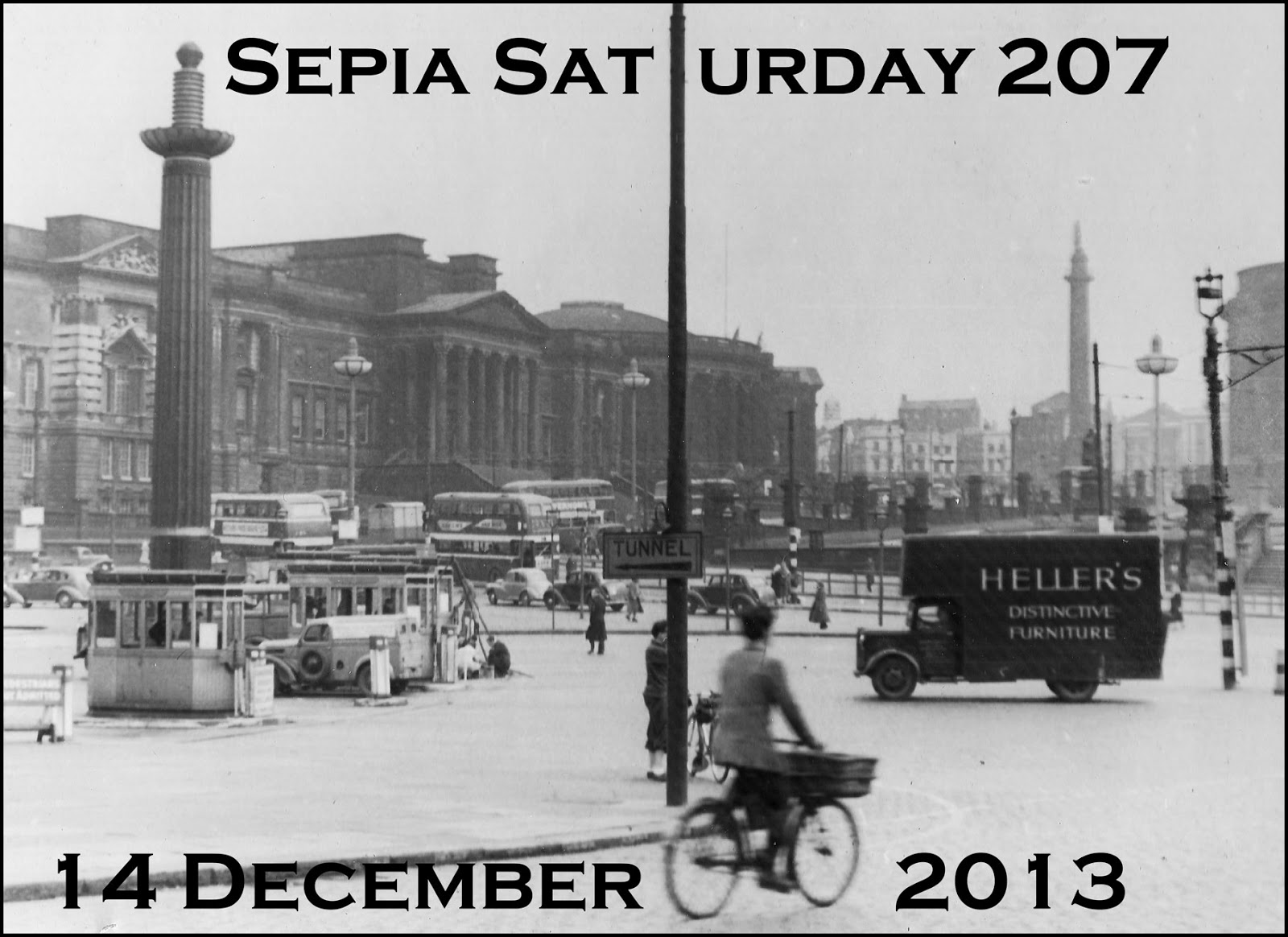 Sepia Saturday by Alan Burnett, Marilyn Brindley and Kat Mortensen