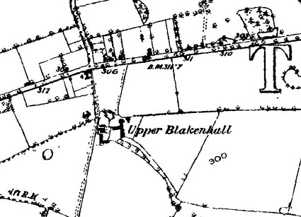 Image © Ordnance Survey and courtesy of OS Old Maps