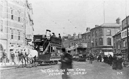 Image © and courtesy of The National Tramway Museum