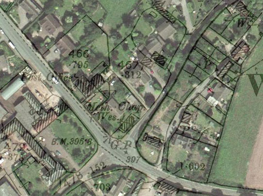 Image © and courtesy of Google Maps & the Ordnance Survey