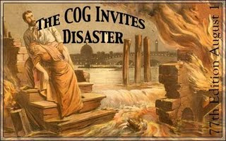 77th Edition of the Carnival of Genealogy: Disasters