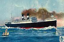 ship 'Colombo'