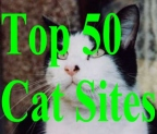 CATS-R-US Top 50 Cat Sites