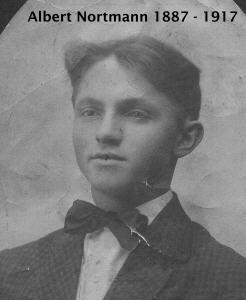 Albert Nortmann 1887-1917