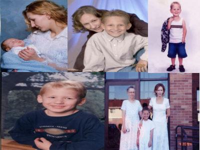 Our Family Nicholas Shelden Carter Mom Grandma