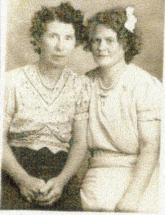 Etta Naomi & Mary Adeline Oldham