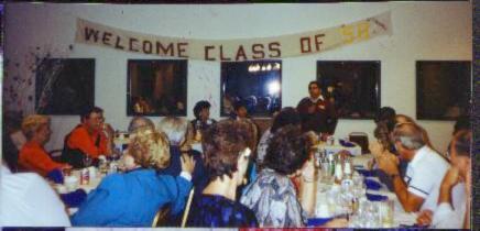 1958 Class Banner