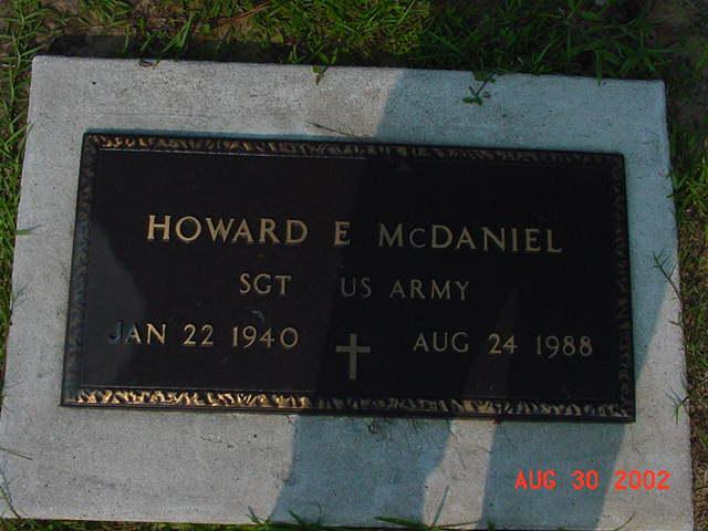 Howard E Morton