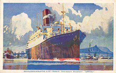 RMS Letitia