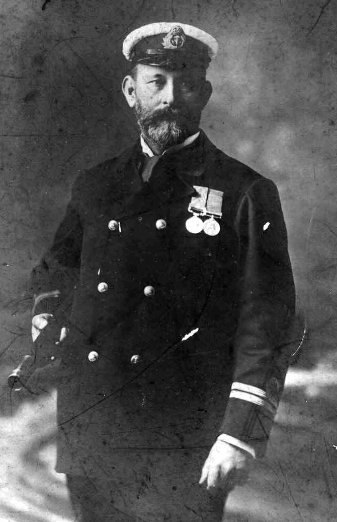 Captain Nicholas 1903