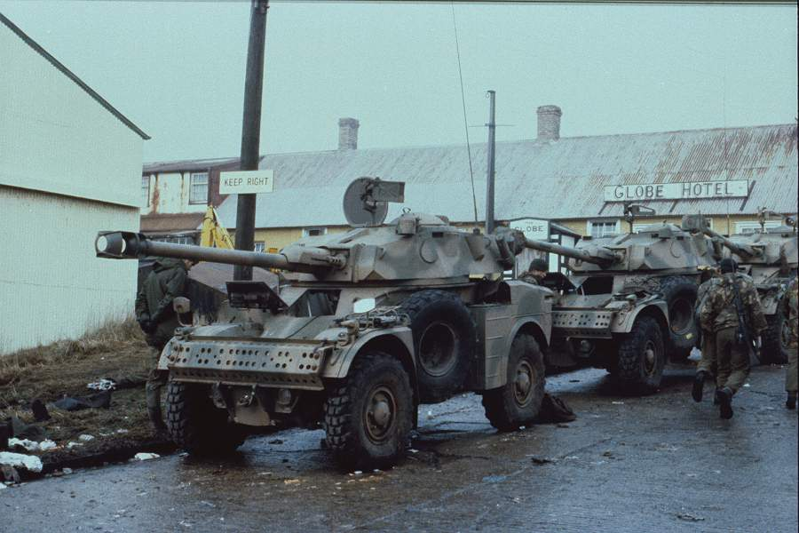 The Falklands War diary, 25 years later. [Archive] - IMO ...