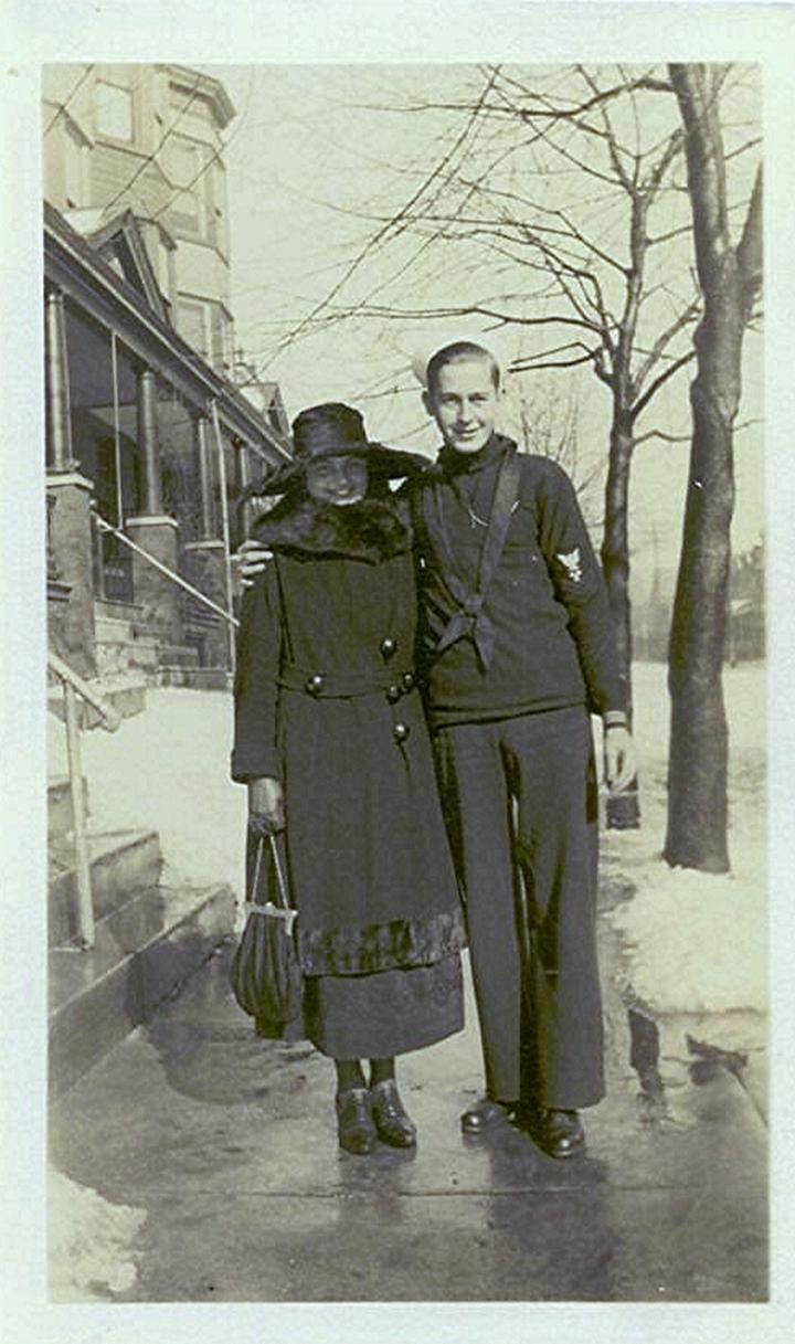 Gordon Selsor & Sister