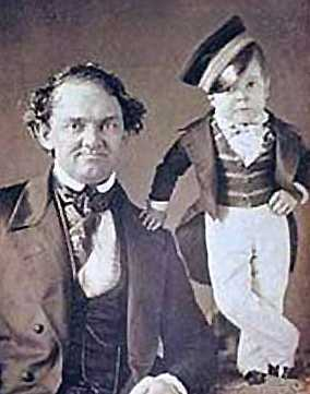 general tom thumb marketer barnum