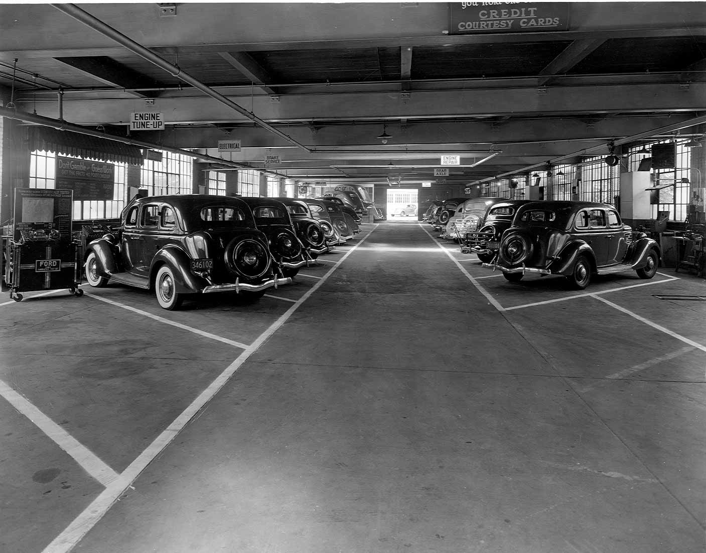 Ford Dealers Ma >> Springfield Massachusetts Old Photos