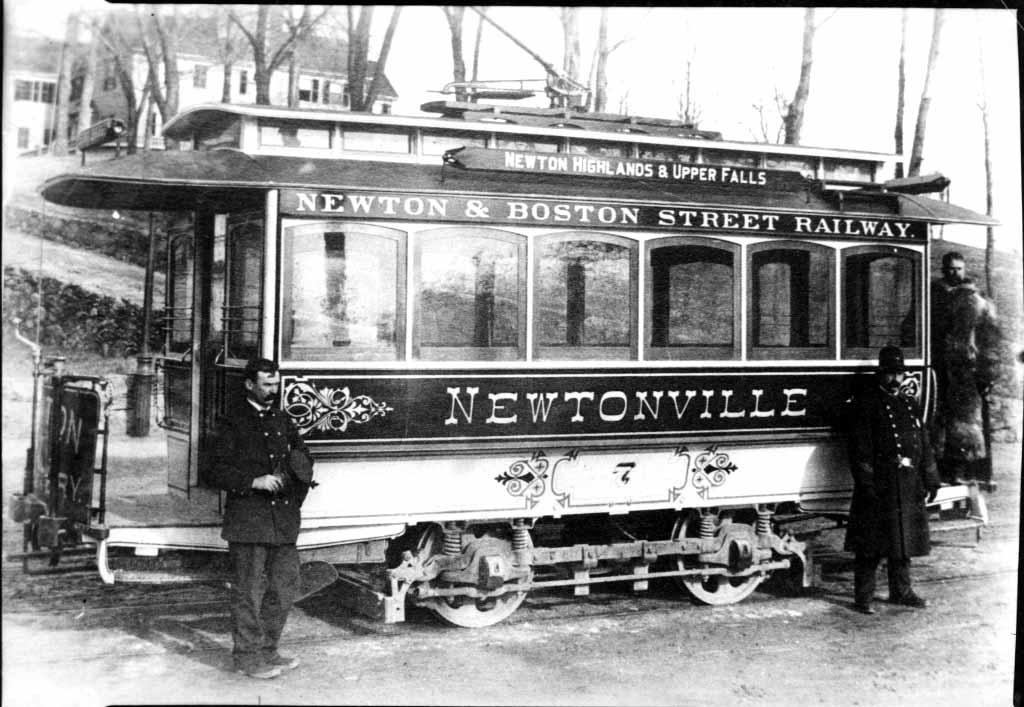 Trolley Car: OldTrolleyPhotos