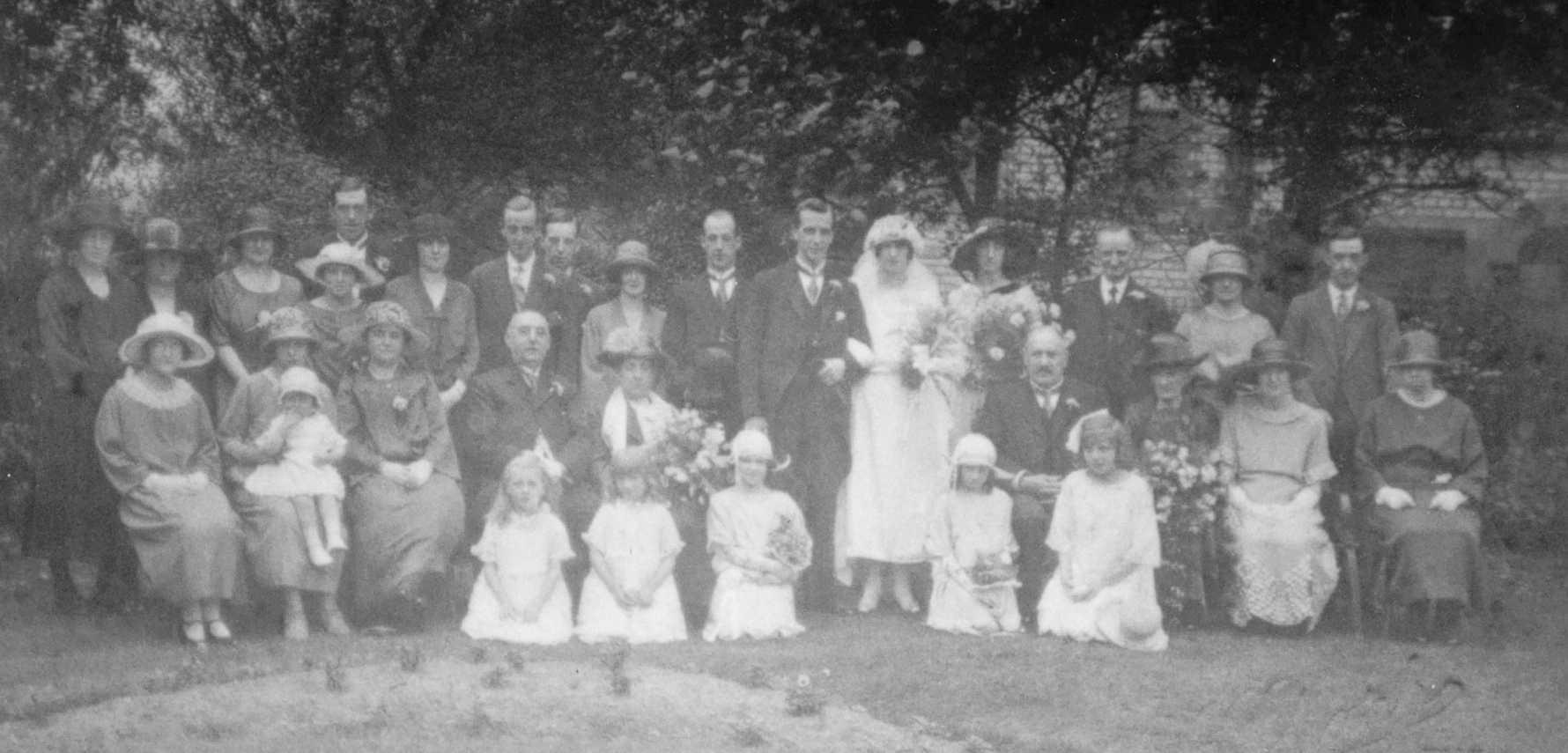 Ella McCormick marriage 1924