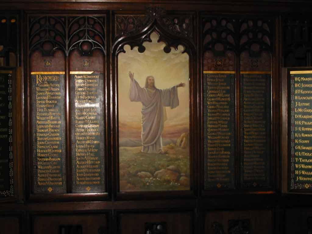 Prestwich War Memorial