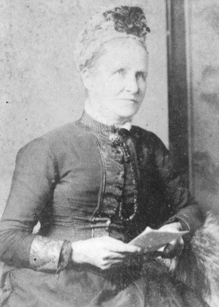 Sabina Mertens nee Dutillieul