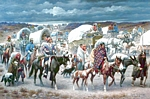 Full View Trail of Tears Painting