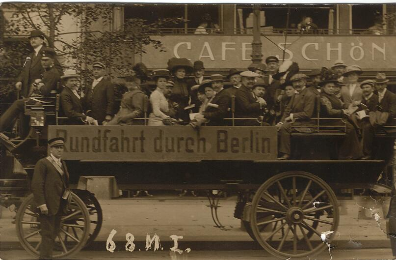 J.E. Connett - Munich Germany