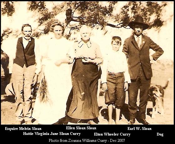 Sloan Family Photo Album