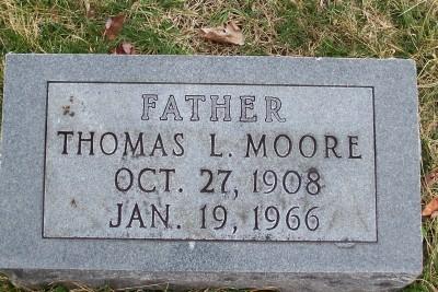 Terrell L Moore