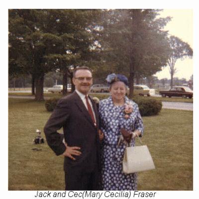 Jack and Cec Fraser