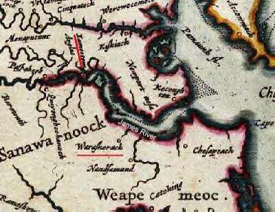 History of Jamestown