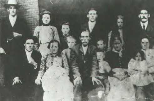 george washington ramey family