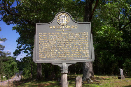 Description: Wrightsboro, GA