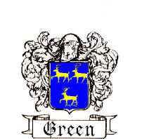 Descendant of Alexander de Greene de Boketon, John Greene of Quidnessett, RI and Robert Green of Delaware County, NY