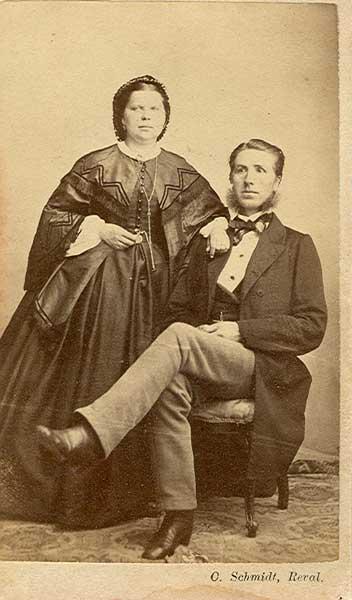 Mathias Schwallbach og Sophie Kammerberg