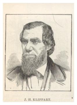 J. H. Klippart.