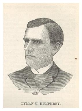 Lyman U. Humphrey.
