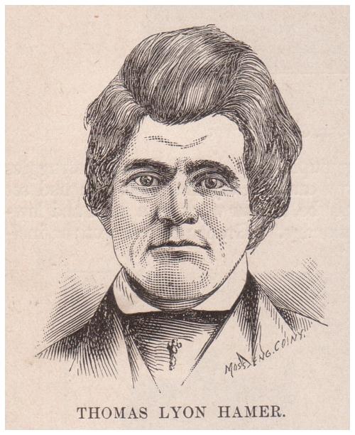 Thomas Lyon Hamer.