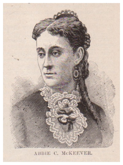 Abbie C. McKeever.