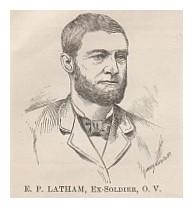 E. P. Latham, Ex-Soldier, O. V.