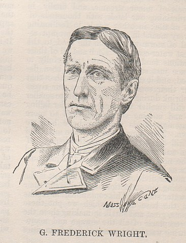 G. Frederick Wright.