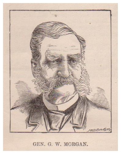 Gen. G. W. Morgan